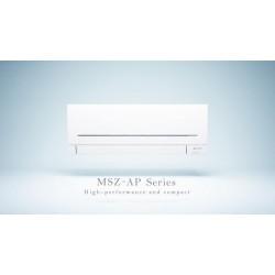 Mitsubishi Electric MSZ/MUZ-AP25VG 9.000 BTU/h