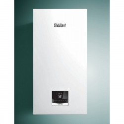 Vaillant ecoTEC intro VUW 24/28-1 Επιτοίχιος Λέβητας Αερίου Συμπύκνωσης για Θέρμανση και Ζεστό Νερό Χρήσης 24 kW
