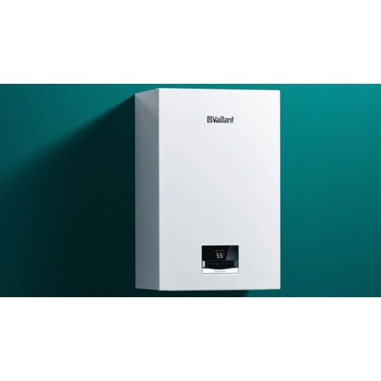 Vaillant ecoTEC intro VUW 18/24-1 Επιτοίχιος Λέβητας Αερίου Συμπύκνωσης για Θέρμανση και Ζεστό Νερό Χρήσης 18 kW