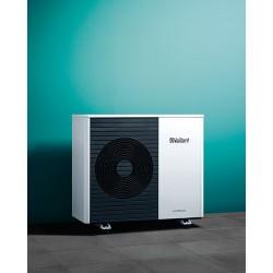 Vaillant aroTHERM PLUS VWL 125/6 400V Αντλία Θερμότητας Αέρα Νερού για Θέρμανση, Ψύξη και Ζεστό Νερό Χρήσης 10 kW