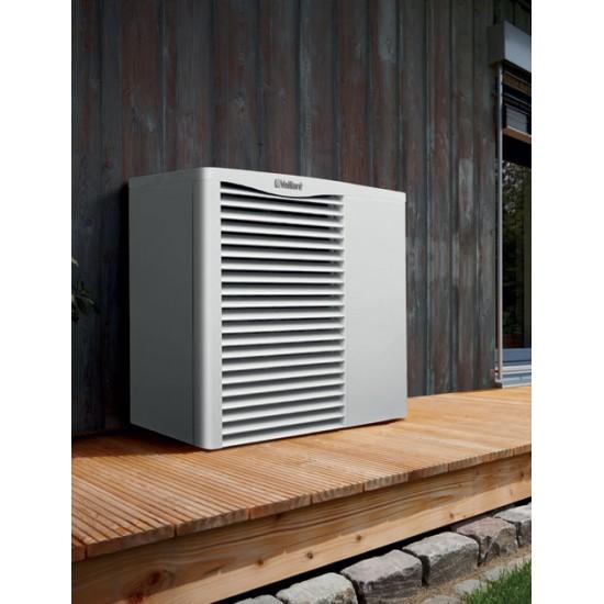 Vaillant aroTHERM VWL 115/2 A Αντλία Θερμότητας Αέρα Νερού για Θέρμανση, Ψύξη και Ζεστό Νερό Χρήσης 7 kW