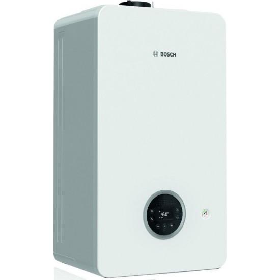 BOSCH CONDENS 2300W Επίτοιχος Λέβητας Αερίου Συμπύκνωσης για Θέρμανση και Ζεστό Νερό Χρήσης 24kW